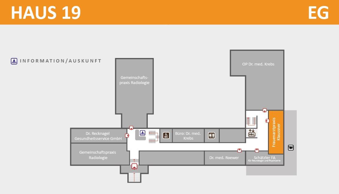 frauenarztpraxis barbara klaussner rztezentrum ruschestra e 103. Black Bedroom Furniture Sets. Home Design Ideas